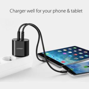 Wap Wap USB Double Chargeur